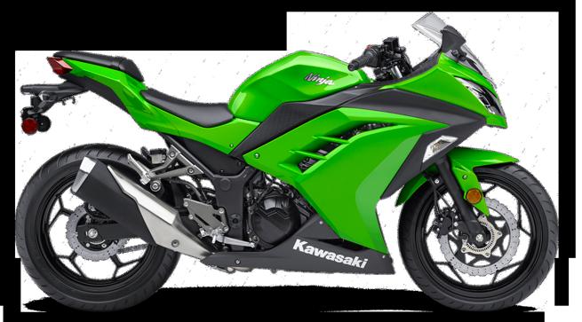 Ninja® 300 ABS