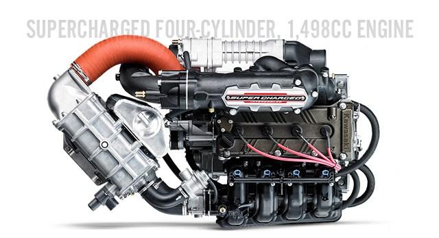 Kawasaki Fed Engine