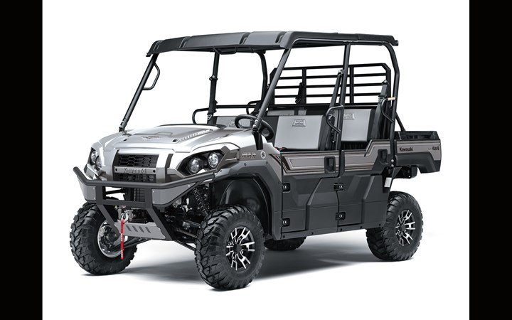 MULE PRO-FXT<sup>™</sup> RANCH EDITION