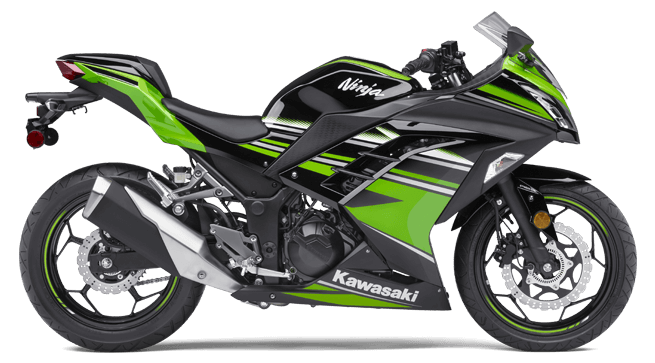 NINJA® 300 ABS KRT EDITION