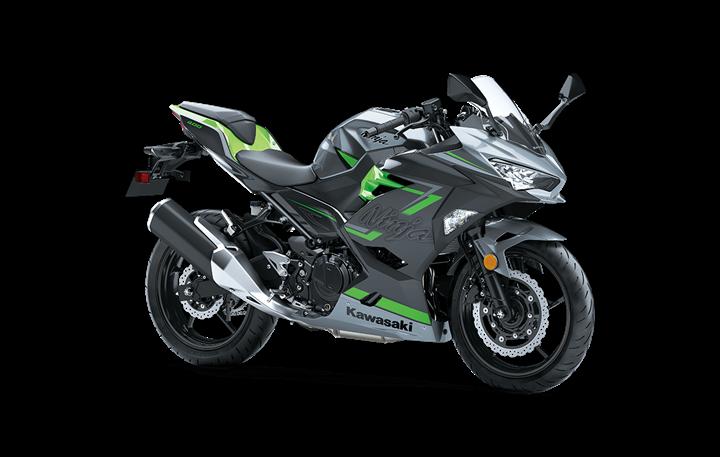 2019 Kawasaki Ninja 400 Abs Sport Motorcycle Smooth Powerful