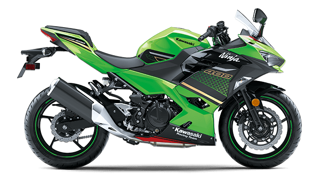 NINJA® 400 ABS KRT EDITION